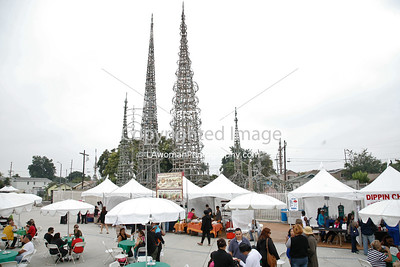 30th Annual Watts Towers Day of the Drum Festival