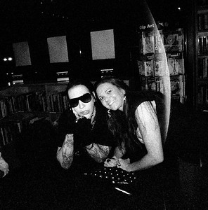 Marilyn Manson and I