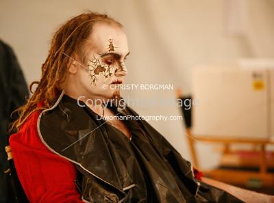 Cirque Berzerk's creator, Kevin Bourque.