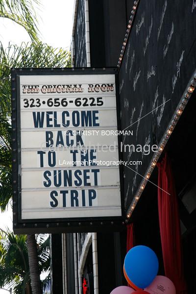 GuitarTown on The Sunset Strip