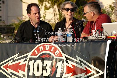 Loren Lester, Mary Woronov and Joe Escalante