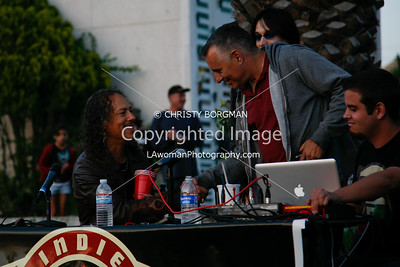 Kirk Hammett and Joe Escalante