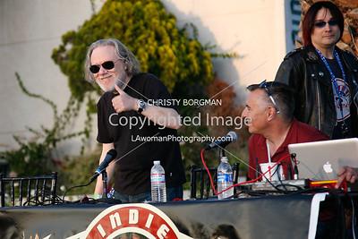 Tommy Ramone, Joe Escalante and John Cafiero