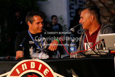 Shepard Fairey and Joe Escalante