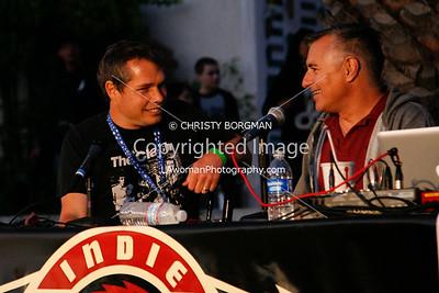 Shepard Fairey and Joe Escalante