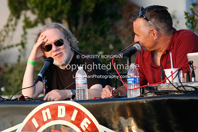 Tommy Ramone and Joe Escalante