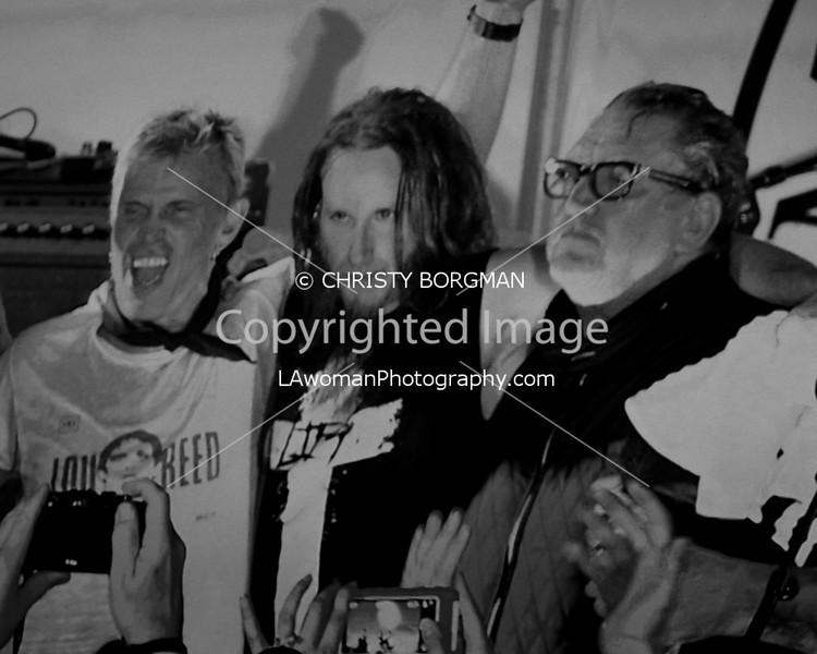Johnny Ramone tribute 2014