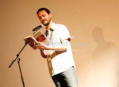 "Wil Wheaton reading excerpt from his book- ""The Happiest Days of Our Lives"""