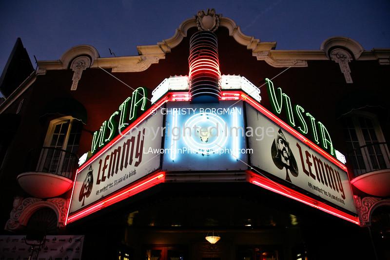 Lemmy movie premiere