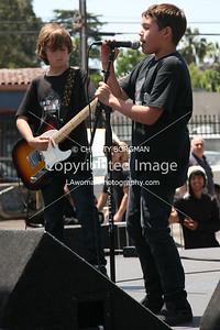 Silver Lake Jubilee. Ivanhoe Elementary band- The Knuckleheadz