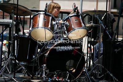 Silver Lake Jubilee.  Ivanhoe Elementary band- Tru Fight