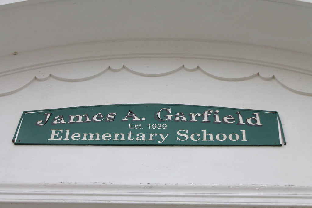 . Kristi Garabrandt � The News-Herald <br> Garfield Elementary School will be permanently closing at the end of the 2017-2018 school year due to declining enrollments.