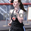 Indian Creek Ahlora Sbarbaro runs the 200 meter run during Genoa-Kingston invite on May 5th.