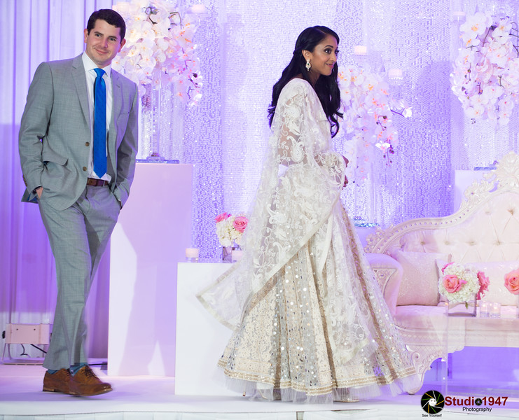 Manasa & Will  (Reception) 05.07.2016