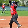 Paul DiCicco - The News-Herald<br /> Mentor's Meri Bobrovsky delivers a pitch in the bottom of the first inning against Euclid on May 8.