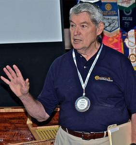 Lamorinda Sunrise Rotary September 9, 2011