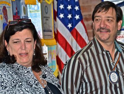 Lamorinda Sunrise Rotary September 16, 2011
