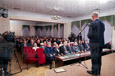 05.12.2019  - Хатыйп Миңнегуловның юбилей кичәсе (фото Салават Камалетдинов)