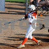 DeKalb batter Amanda DuBeau makes contact against Jacobs on Thursday in DeKalb.  Steve Bittinger - For Shaw Media