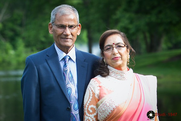 05.27.2017 Ramesh & Bharti (50th Wedding Anniversary)