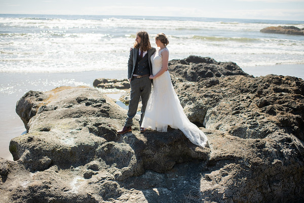 05/31/18 Yachats Wedding