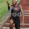 Daily Chronicle 2019 Male Athlete of the Year Jaylen Hobson of DeKalb High School.  Steve Bittinger - For Shaw Media