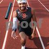 Boys Track Athlete of the Year Jaylen Hobson of DeKalb High School.  Steve Bittinger - For Shaw Media