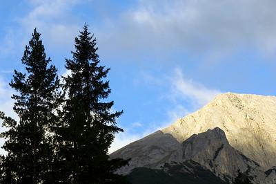 Mount Vihren,The Pirin Mountains,Bulgaria