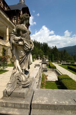 Peles Castle,Sinaia, Romania
