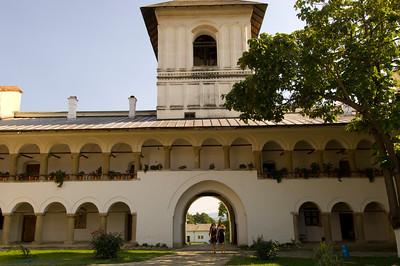 Horezu Monastery, Horezu, Wallachia, Romania