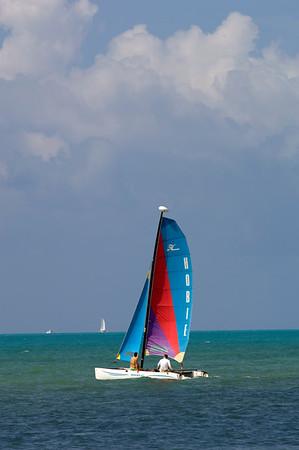 Smathers beach, Key West, Florida Keys, Florida, United States of America