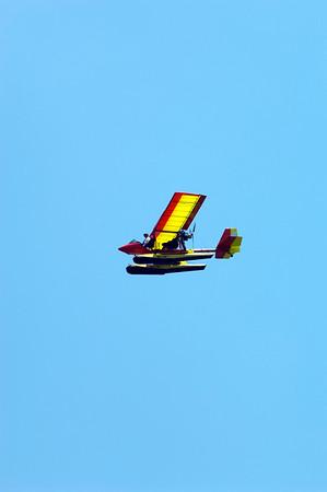 Flying over, Florida Keys, Florida, United States of America