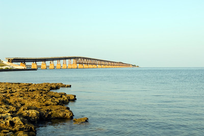 Old Bahia Honda Bridge,Florida Keys, Florida, United States of America