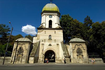 Saint  Spiridion Monastery ( former ), Iasi, Moldavia, Romania