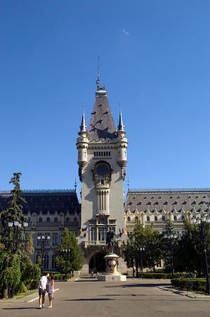 Palace of Culture, Iasi, Moldavia, Romania