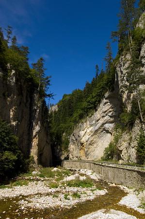 The Trigrad Gorge, The Rhodope Mountains, Bulgaria