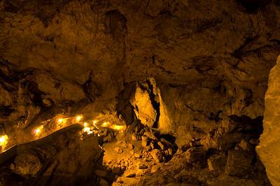 The Davil's Throat, The Rhodope Mountains,  The Trigrad Gorge, Bulgaria