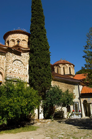Bachkovo Monastery, Bachkovo, Bulgaria