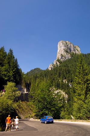 Ceahlau Massif, Moldavia, Romania
