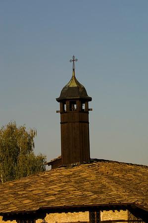 Spire of the Church of Archangel michael, Tryavna, Bulgaria