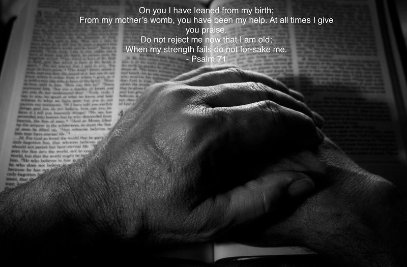 Prayer in Old Age