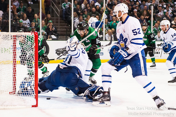 06-05-18 Texas Stars vs Toronto Marlies - Playoff game 3