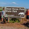 Dead Horse Point State Park, Ut
