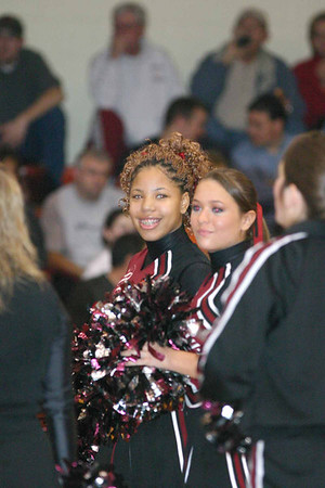 Fordyce Cheerleaders
