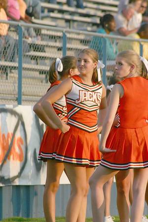 Warren Junior High Cheerleaders
