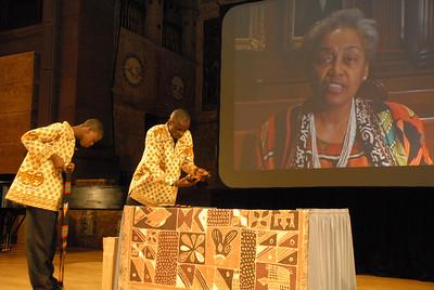 Pan-African Graduation 2007 - David Hunsinger