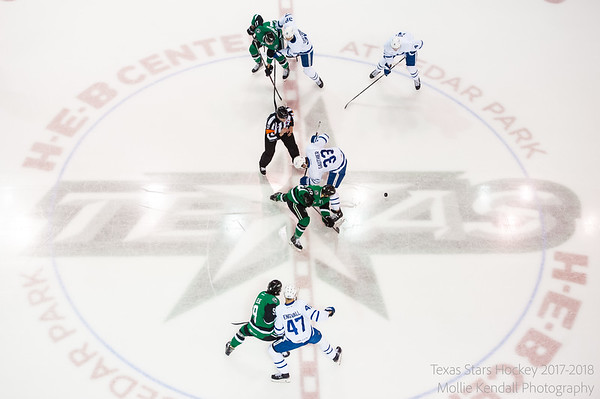 06-09-18 Texas Stars vs Toronto Marlies - Playoff game 5