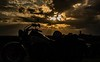 Vulcan Sunset
