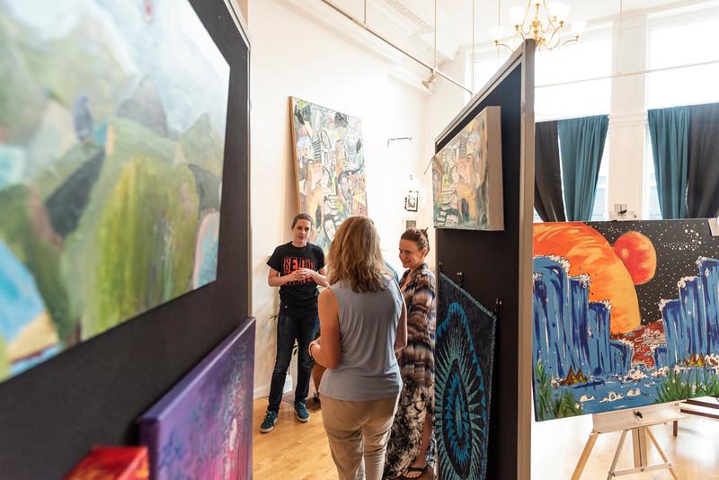 6 25 19 Lynn LynnArts new exhibit 3