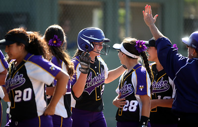 AMADOR VALLEY AT FOOTHILL GIRLS SOFTBALL